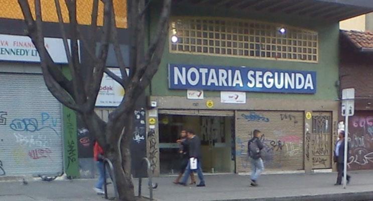 notaria 2 bogota