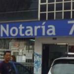 notaria 76 bogota