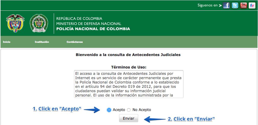pasado judicial colombia 2017 paso 4