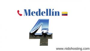 Indicativo Medellín