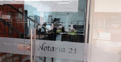 notaria 21 cali