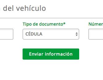 impuestos vehiculos medellin