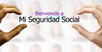 Mi Seguridad Social